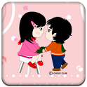 Couple in Love Full Theme icon