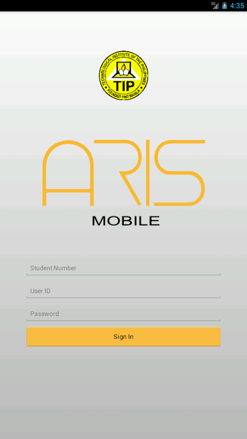 ARIS Mobile - screenshot