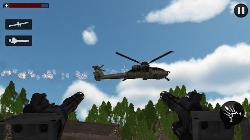 战斗 直升机装有 反击:Combat Copters War