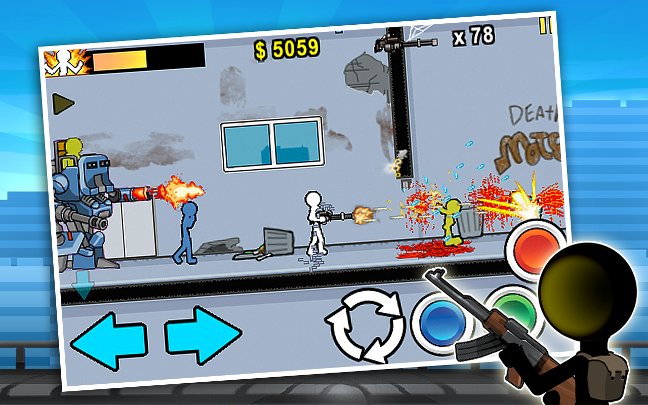 Anger of Stick 2 - screenshot