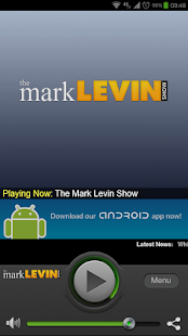 Mark Levin Show - screenshot thumbnail