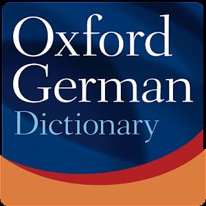 Oxford German Dictionary TR