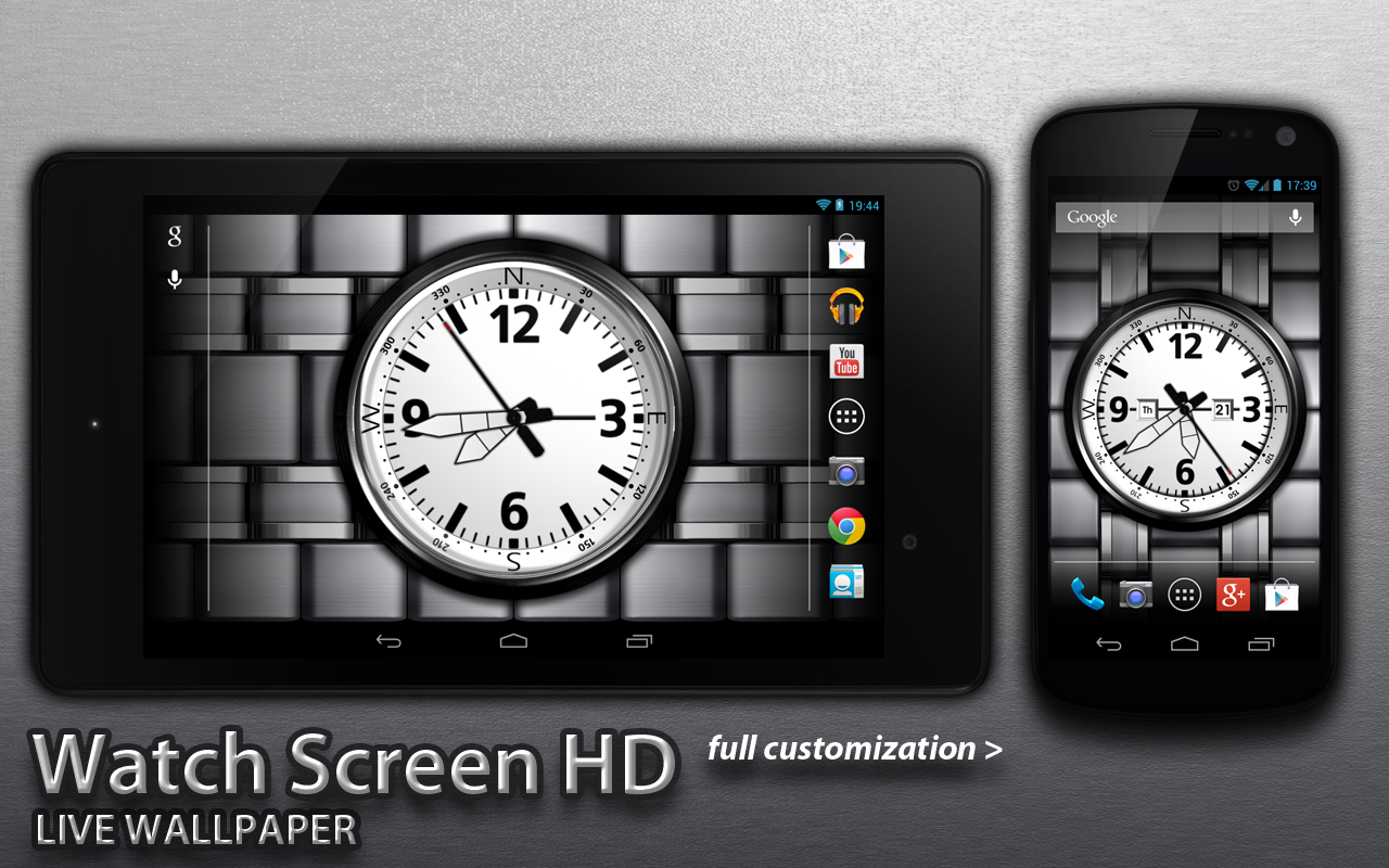 Watch on Screen LITE- screenshot
