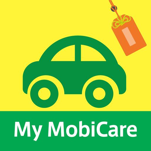 國泰行車御守 My MobiCare 商業 App LOGO-APP試玩