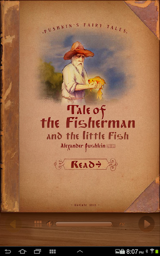 Fisherman and the Fish FREE