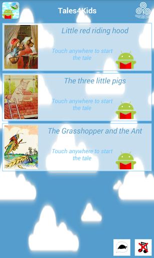 Tales 4 Kids Free Audio Books