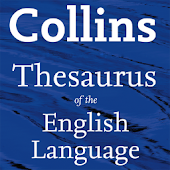 Collins Thesaurus of English