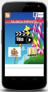videos y musica para niños - screenshot thumbnail