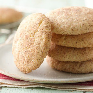 Snickerdoodles (Lighter Recipe) Recipe