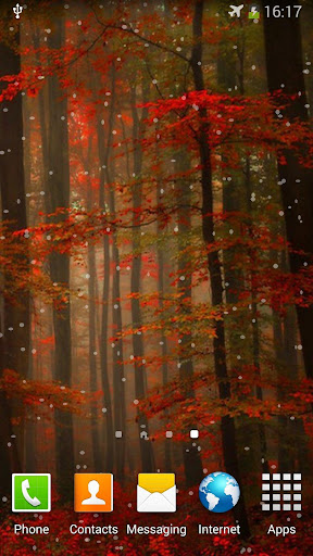 Real Forest Live Wallpaper