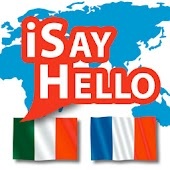 iSayHello Italian - French