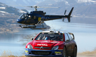 Screenshot of Rally Wallpapers