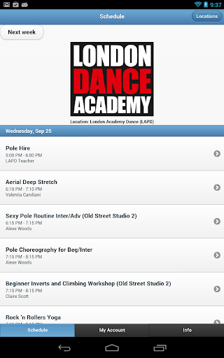 London Dance Academy