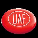 Ultim'App Frisbee logo