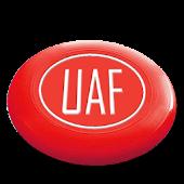 Ultim'App Frisbee