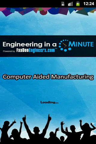 Computer Aided Manufacturing 1