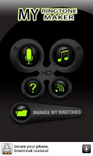 FREE - My Ringtone Maker - screenshot thumbnail