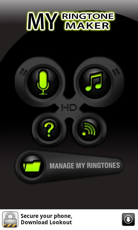 FREE - My Ringtone Maker - screenshot