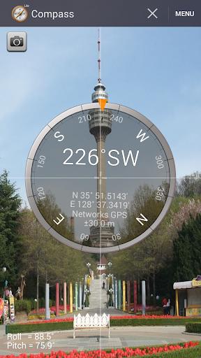指南針 : Smart Compass