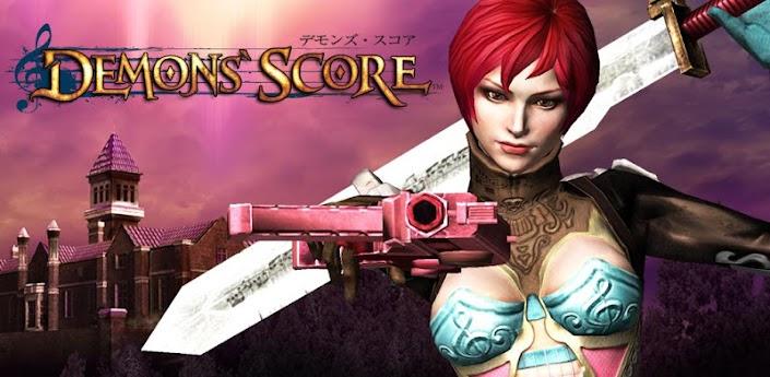 Demons Score THD - динамичный экшен от создателей Final Fantasy