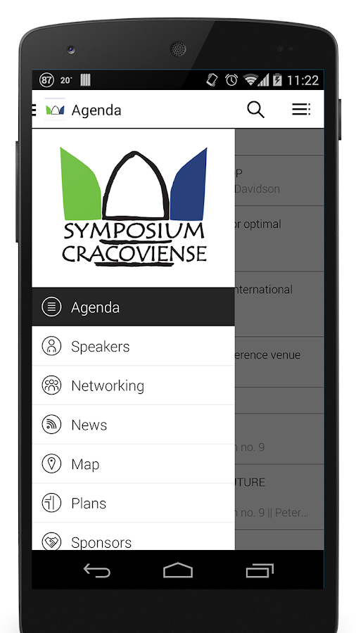 Symposium Cracoviense- screenshot