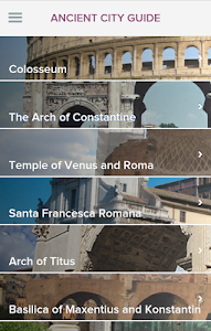 Roman Forum & Palatine Hill screenshot 6