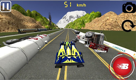 VR Car Vs Train 1.0 screenshot 6170