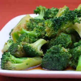 Chinese Broccoli Salad.