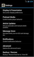 Screenshot of Hack Reports