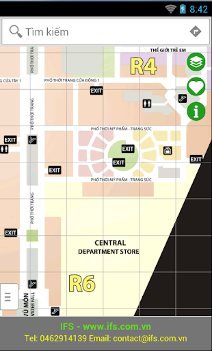 Royal Map