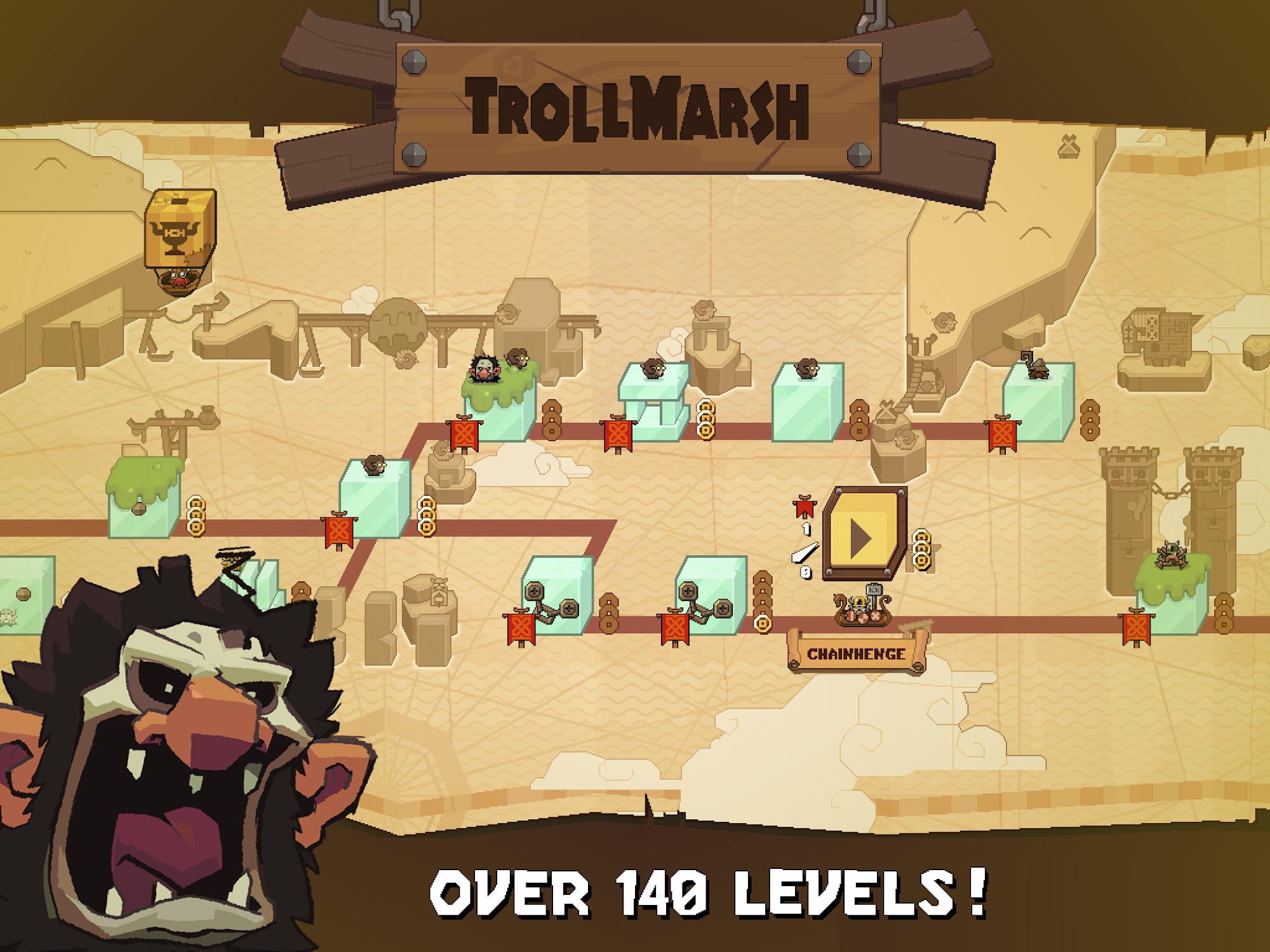 Icebreaker: A Viking Voyage screenshot #14