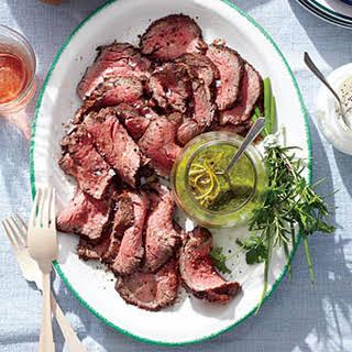 Smoked Beef Tenderloin Recipes.