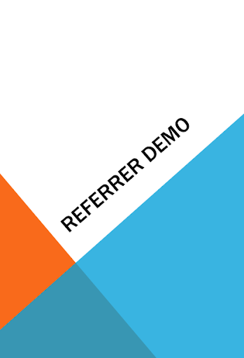 Referrer Demo