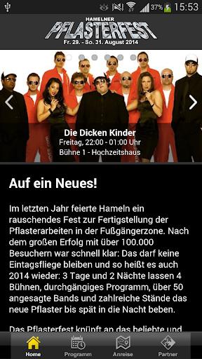 【免費娛樂App】Hamelner Pflasterfest-APP點子