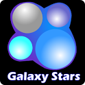 Galaxy Stars One Touch drawing icon