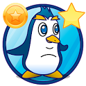 Penguin Run:A Frozen Adventure icon