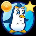 Penguin Run:A Frozen Adventure icon