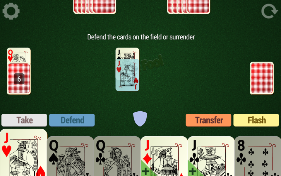 True Fool Durak- screenshot