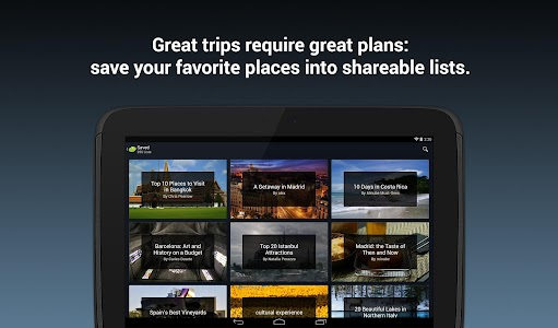minube: travel planner & guide v4.72.5