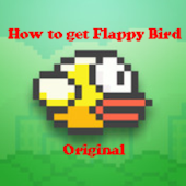 How to get original Flapp bird