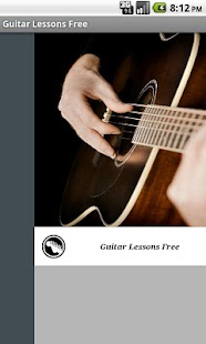 Guitar Lessons Free - screenshot thumbnail