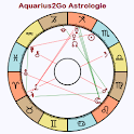 Aquarius2Go Astrology logo