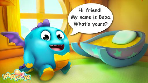Babas Birth Pet Dragon Baby