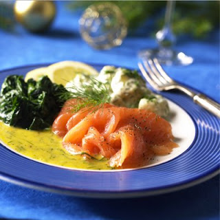 Norwegian Salmon and Gravlax