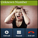 Scary Girl Scream Call Prank icon