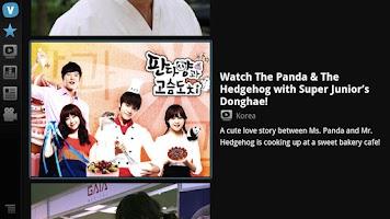 Screenshot of Viki: Free TV Dramas & Movies