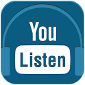 uListen (YouTube Audio) icon