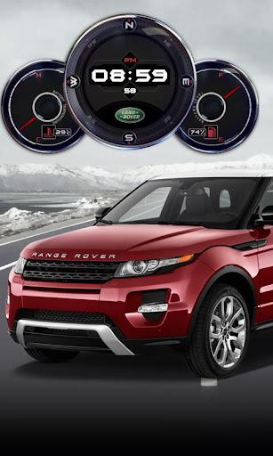 Land Rover Evoque Compass LWP