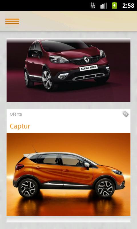 Zdunek Renault - screenshot
