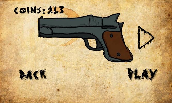 Ghost Exterminator Camera Game - screenshot
